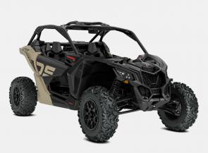 THE BEST IS BETTER THAN EVER. High-performance at an MSRP that keeps our competitors up at night: the 2 or 4-seat 120 horsepower Maverick X3 DS Turbo thrills with next-generation go-anywhere.