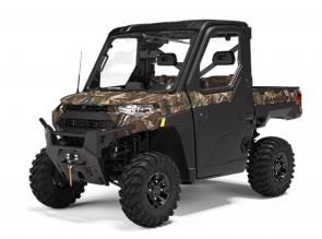Experience the most premium off-road cab by upgrading to the NorthStar Ultimate. Get additional features including a tip out glass windshield, power windows and industry exclusive Ride Command.