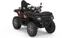Home to the best selling Automatic 4×4 ATV of all time — with legendary ride and handling, the Sportmsan ATV gets you through the toughest trails and the biggest jobs.  The Sportsman is designed to withstand anything, from the farm yard to the pastures to the trails, with its hardest working features.