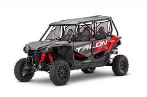 If the whole point of a side-by-side is sharing the fun, then the new Honda Talon 1000X-4 and Talon 1000X-4 FOX Live Valve just doubled down on the best sport side-by-sides out there.