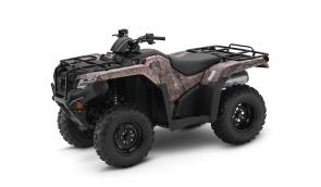 For decades now, Honda's line of Rancher all-terrain vehicles has pretty much been where the search for the perfect mid-size ATV starts and ends. And it's easy to see why so many thousands of Rancher owners know they've made the right choice. With a variety of models and options, it's easy to get the features you want. Plus, the Rancher just hits that sweet spot in terms of size and performance.  Every Rancher starts with the same proven Honda engine, the heart of any ATV. A 420cc liquid-cooled single-cylinder design with fuel injection, it's engineered for the kind of wide, low-revving power an ATV rider wants. And it offers something no other ATV can: Honda's legendary reliability and efficiency.  After that, the mix-and-match of features is up to you. We have models with independent rear suspension (IRS) for excellent handling and a superior ride. We also have swingarm/solid-axle models suited to riders who tow a lot, or who want a solid axle's simplicity of design. Standard manual ATV transmission, our exclusive Electric Shift Program, or Honda's revolutionary Automatic Dual Clutch Transmission (DCT) are all available, as is Electric Power Steering and your choice between two- and four-wheel drive. 247463