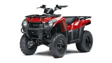 Nimble handling and low-effort steering make Brute Force 300 ATVs willing accomplices for the active outdoorsman.