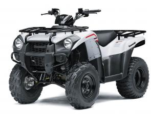 With a mid-size 271cc engine, Brute Force® 300 ATVs can get you around your property quickly and easily, whether youre tackling chores or moving equipment. Nimble handling and low-effort steering make Brute Force 300 ATVs willing accomplices for the active outdoorsman.