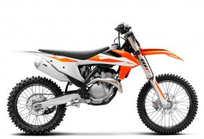 The new KTM 350 SX-F continues to deliver a dominant mix of horsepower and agility. For 2019, it has gained even more performance and torque, bringing it ever closer to the power of a 450, without losing its 250-like agility. When youre looking for more than one advantage, this powerful, lightweight racer combines all your needs into one dominant package with serious championship pedigree to back it up.