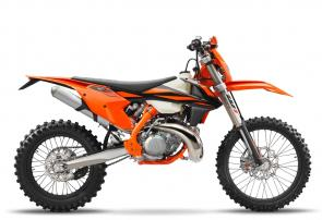 With torque by the bucket load, a top-end that doesnt quit, this fuel-injected 2-stroke is arguably the sharpest tool in the cross-country shed. Add to that a lightweight chassis ready to charge into any situation, the 300 XC-W TPI is the undisputed king of extreme enduro.