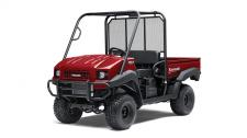 Versatile mid-size two- to four-passenger workhorses that are capable of putting in a hard day of work as well as touring around the property.