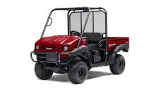 THE MULE 4010 4X4 SIDE X SIDE IS A POWERFUL MID-SIZE TWO-PASSENGER WORKHORSE THAT'S CAPABLE OF PUTTING IN A HARD DAY OF WORK AS WELL AS TOURING AROUND THE PROPERTY.