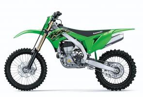 With more Supercross and Motocross championships than any other manufacturer, the KX™ name is synonymous with winning. The KX™450 motorcycle represents the flagship of the KX lineup, built with the sole purpose of dominating the track. Over the past four decades, weve learned what it takes to win and stay on top. Our dedication to building the ultimate machine is undeniable, and the KX™450 represents this to the fullest.