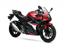 Built to introduce Suzuki fun and reliability to new riders, this sportbike has smart performance, engaging styling, and comfort features that will appeal to a broad base of enthusiasts.