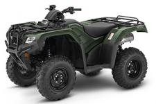 Innovation, performance, value, long-term reliability-the Honda Ranchers offer it all, and more. Its an ATV partner you can count on, for years and years to come.  248516