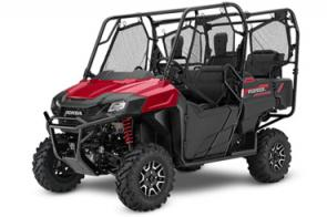 In terms of engine displacement and chassis size, it sits right in the middle of our Pioneer lineup not too big and not too small. You can configure it to carry two or four people, and can further hone it with trim packages and other features.  250518