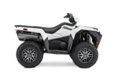The KingQuad 500AXi Power Steering SE is not just a new ATV, it's a new KingQuad ATV. Suzuki, the inventor of the 4-wheel ATV, took the world's best sports-utility quad and made it better and more capable than ever.