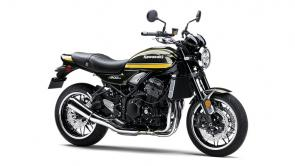 Reigniting the classic style of the original Z1 900 motorcycle, the Kawasaki Z900RS ABS motorcycle calls upon timeless design elements with minimal bodywork and no fairing for a pure retro-style look.