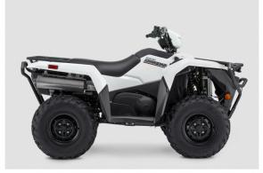 Suzuki, the inventor of the 4-wheel ATV, has created the world's best sports-utility quad with bold styling plus more capability and reliability than ever before.