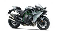 The Ninja H2 and Ninja H2 Carbon motorcycles bring the mind-bending power of Kawasaki's supercharged hypersport racer to the street.