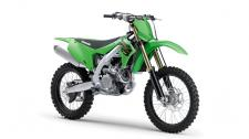 KX450 motorcycles are infused with cutting-edge technology derived from Kawasaki factory race teams.  KX450JL