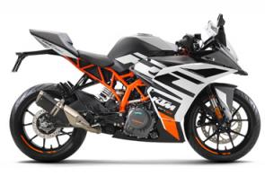 A sports bike in its purest form, reduced to the essentials--agile, fast, and extremely sporty.