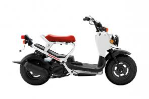 The Honda Ruckus keeps it simple and never lets you lose sight of what's most important: having fun.