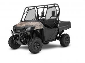 You often need one vehicle that you can count on in a wide variety of situations. One that puts a premium on versatility, striking a balance between size and capability, while still offering plenty of features. The answer: a Honda Pioneer 700.  250114