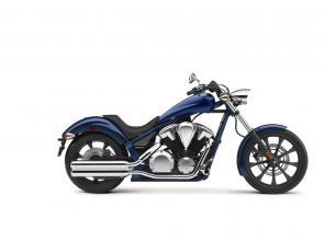 Go big or go home!  sound like your way of thinking? If so, then step this way, we have the perfect bike for you: the 2019 Honda Fury.  249777