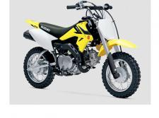 The Suzuki DR-Z50 is the ideal way to introduce young beginning riders to the sport of motorcycling.