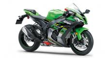 Kawasaki Ninja ZX-10R motorcycle is the direct result of decades of world-class road racing innovation.