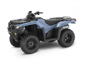 Choice: It's why restaurants have more than one item on the menu, or why you have more than one tool in your toolbox. Nobody knows what you want—or need—like you. Which is why we offer eight models in Honda's 2021 FourTrax Rancher lineup. Every one is loaded with the features you want, like rugged front and rear racks, a spacious front utility compartment, wide front drive-shaft guards, and an easy-to-use reverse system. Plus, our automatic DCT models give you an override shifting control, making this great transmission choice even better. So check out the whole menu, then take your pick—you can't make a bad choice here. 253207