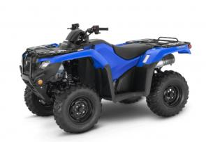 Choice: It's why restaurants have more than one item on the menu, or why you have more than one tool in your toolbox. Nobody knows what you want—or need—like you. Which is why we offer eight models in Honda's 2021 FourTrax Rancher lineup. Every one is loaded with the features you want, like rugged front and rear racks, a spacious front utility compartment, wide front drive-shaft guards, and an easy-to-use reverse system. Plus, our automatic DCT models give you an override shifting control, making this great transmission choice even better. So check out the whole menu, then take your pick—you can't make a bad choice here.  253167