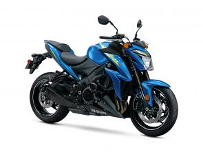 As much as a GSX-R1000 owns the racetrack, the GSX-S1000 owns the street. Developed using the attributes of the championship-winning, long-stroke GSX-R1000 engine, this naked sportbike carries Suzuki's performance spirit to every ride. The GSX-R connection does not stop there, as the GSX-S1000 shares other chassis technology and components so this bike can carve up the corners while providing all-day riding comfort.