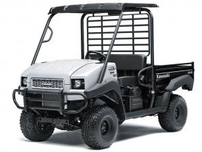 You dont quit during a hard days work, and neither do the Kawasaki MULE™ 4000 and MULE™ 4010 4x4 side x sides. These mid-size, high capacity, two-passenger vehicles have the muscle and endurance for a full days work, plus the towing and cargo capacity to take the heavy load off your shoulders.