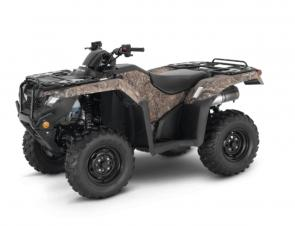 Choice: It's why restaurants have more than one item on the menu, or why you have more than one tool in your toolbox. Nobody knows what you want—or need—like you. Which is why we offer eight models in Honda's 2021 FourTrax Rancher lineup. Every one is loaded with the features you want, like rugged front and rear racks, a spacious front utility compartment, wide front drive-shaft guards, and an easy-to-use reverse system. Plus, our automatic DCT models give you an override shifting control, making this great transmission choice even better. So check out the whole menu, then take your pick—you can't make a bad choice here. 253173