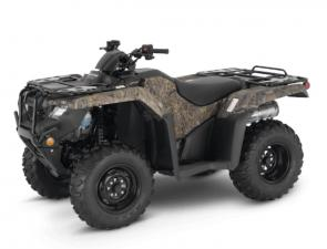 Choice: It's why restaurants have more than one item on the menu, or why you have more than one tool in your toolbox. Nobody knows what you want—or need—like you. Which is why we offer eight models in Honda's 2021 FourTrax Rancher lineup. Every one is loaded with the features you want, like rugged front and rear racks, a spacious front utility compartment, wide front drive-shaft guards, and an easy-to-use reverse system. Plus, our automatic DCT models give you an override shifting control, making this great transmission choice even better. So check out the whole menu, then take your pick—you can't make a bad choice here. 253313