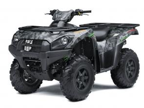 Powered by a fuel-injected 749cc V-twin engine that delivers mammoth power, the Brute Force® 750 4x4i ATV offers high-level performance for your outdoor adventures. With 1,250-lb towing capacity and independent suspension, this ATV is suitable for people ages 16 and older.