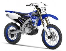 The DNA of its YZ250F and FX brothers in a light, great handling trail machine for all around off-road riding.