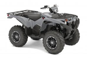 With superior capability, all‑day comfort and legendary durability, the Grizzly EPS is the best‑performing ATV in its class.