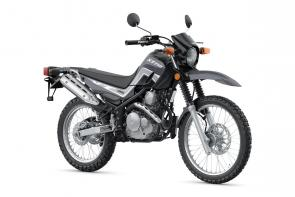 With electric start and a low seat height, the light, nimble and reliable XT250 is built to go wherever you go. On‑ or off‑road.