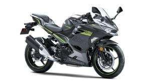 The Ninja® 400 sportbike offers the largest displacement in category at 399cc with the sophistication of twin-cylinder power. Approachable power, superb ergonomics and class-leading performance offer a smooth, manageable ride thats ideal for new riders while also alluring experienced riders. A low seat height and aggressive styling with LED headlights make the Ninja 400 the ideal choice for riders looking to enter the sport-riding scene.