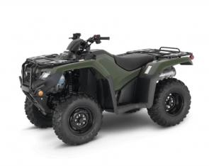 Choice: It's why restaurants have more than one item on the menu, or why you have more than one tool in your toolbox. Nobody knows what you want—or need—like you. Which is why we offer eight models in Honda's 2021 FourTrax Rancher lineup. Every one is loaded with the features you want, like rugged front and rear racks, a spacious front utility compartment, wide front drive-shaft guards, and an easy-to-use reverse system. Plus, our automatic DCT models give you an override shifting control, making this great transmission choice even better. So check out the whole menu, then take your pick—you can't make a bad choice here. 253306