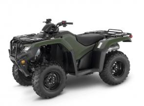Choice: It's why restaurants have more than one item on the menu, or why you have more than one tool in your toolbox. Nobody knows what you want—or need—like you. Which is why we offer eight models in Honda's 2021 FourTrax Rancher lineup. Every one is loaded with the features you want, like rugged front and rear racks, a spacious front utility compartment, wide front drive-shaft guards, and an easy-to-use reverse system. Plus, our automatic DCT models give you an override shifting control, making this great transmission choice even better. So check out the whole menu, then take your pick—you can't make a bad choice here. 253356