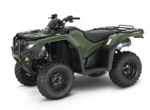 Choice: It's why restaurants have more than one item on the menu, or why you have more than one tool in your toolbox. Nobody knows what you want—or need—like you. Which is why we offer eight models in Honda's 2021 FourTrax Rancher lineup. Every one is loaded with the features you want, like rugged front and rear racks, a spacious front utility compartment, wide front drive-shaft guards, and an easy-to-use reverse system. Plus, our automatic DCT models give you an override shifting control, making this great transmission choice even better. So check out the whole menu, then take your pick—you can't make a bad choice here. 253136