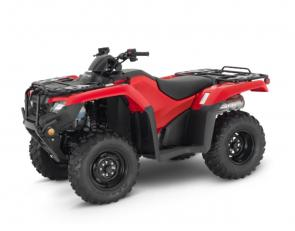 Choice: It's why restaurants have more than one item on the menu, or why you have more than one tool in your toolbox. Nobody knows what you want—or need—like you. Which is why we offer eight models in Honda's 2021 FourTrax Rancher lineup. Every one is loaded with the features you want, like rugged front and rear racks, a spacious front utility compartment, wide front drive-shaft guards, and an easy-to-use reverse system. Plus, our automatic DCT models give you an override shifting control, making this great transmission choice even better. So check out the whole menu, then take your pick—you can't make a bad choice here. 253208