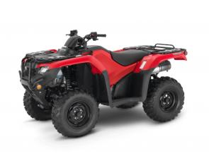 Choice: It's why restaurants have more than one item on the menu, or why you have more than one tool in your toolbox. Nobody knows what you want—or need—like you. Which is why we offer eight models in Honda's 2021 FourTrax Rancher lineup. Every one is loaded with the features you want, like rugged front and rear racks, a spacious front utility compartment, wide front drive-shaft guards, and an easy-to-use reverse system. Plus, our automatic DCT models give you an override shifting control, making this great transmission choice even better. So check out the whole menu, then take your pick—you can't make a bad choice here. 253138