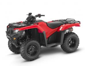 Choice: It's why restaurants have more than one item on the menu, or why you have more than one tool in your toolbox. Nobody knows what you want—or need—like you. Which is why we offer eight models in Honda's 2021 FourTrax Rancher lineup. Every one is loaded with the features you want, like rugged front and rear racks, a spacious front utility compartment, wide front drive-shaft guards, and an easy-to-use reverse system. Plus, our automatic DCT models give you an override shifting control, making this great transmission choice even better. So check out the whole menu, then take your pick—you can't make a bad choice here.  253358