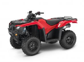 Choice: It's why restaurants have more than one item on the menu, or why you have more than one tool in your toolbox. Nobody knows what you want—or need—like you. Which is why we offer eight models in Honda's 2021 FourTrax Rancher lineup. Every one is loaded with the features you want, like rugged front and rear racks, a spacious front utility compartment, wide front drive-shaft guards, and an easy-to-use reverse system. Plus, our automatic DCT models give you an override shifting control, making this great transmission choice even better. So check out the whole menu, then take your pick—you can't make a bad choice here. 253168