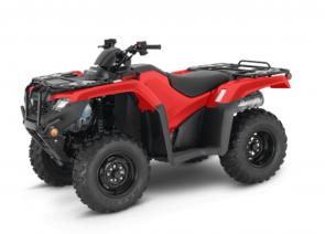 Choice: It's why restaurants have more than one item on the menu, or why you have more than one tool in your toolbox. Nobody knows what you want—or need—like you. Which is why we offer eight models in Honda's 2021 FourTrax Rancher lineup. Every one is loaded with the features you want, like rugged front and rear racks, a spacious front utility compartment, wide front drive-shaft guards, and an easy-to-use reverse system. Plus, our automatic DCT models give you an override shifting control, making this great transmission choice even better. So check out the whole menu, then take your pick—you can't make a bad choice here.  253308