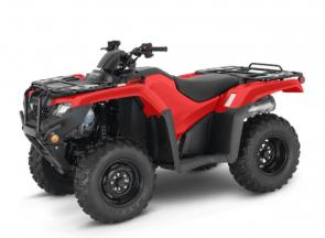 Choice: It's why restaurants have more than one item on the menu, or why you have more than one tool in your toolbox. Nobody knows what you want—or need—like you. Which is why we offer eight models in Honda's 2021 FourTrax Rancher lineup. Every one is loaded with the features you want, like rugged front and rear racks, a spacious front utility compartment, wide front drive-shaft guards, and an easy-to-use reverse system. Plus, our automatic DCT models give you an override shifting control, making this great transmission choice even better. So check out the whole menu, then take your pick—you can't make a bad choice here. 253288