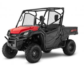 With so many side-by-sides to choose from these days, how do you pick the right one? Easy—because with a Honda Pioneer, you can't go wrong. They're machines you can count on for work or play, each one offering smart technology, superior materials, and refined engineering.  Our three-seat, top-of-the-line trio—the Pioneer 1000, Pioneer 1000 Deluxe, and Pioneer 1000 Limited Edition—give you a wide range of features and economy that are sure to be right for you. Need more seating? Make sure you check out our five-seat Pioneer 1000-5 models. Best of all, every Pioneer features something that doesn't show up on the spec chart, but which nobody else can offer: Honda's unrivaled reputation for reliability and quality. 252678