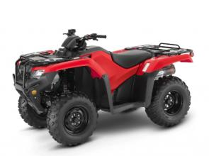 Choice: It's why restaurants have more than one item on the menu, or why you have more than one tool in your toolbox. Nobody knows what you want—or need—like you. Which is why we offer eight models in Honda's 2021 FourTrax Rancher lineup. Every one is loaded with the features you want, like rugged front and rear racks, a spacious front utility compartment, wide front drive-shaft guards, and an easy-to-use reverse system. Plus, our automatic DCT models give you an override shifting control, making this great transmission choice even better. So check out the whole menu, then take your pick—you can't make a bad choice here.  253378
