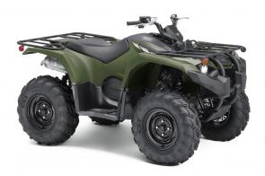 With an Ultramatic® automatic transmission, On‑Command® 2WD/4WD and fuel injection, this ATV packs big performance into a mid‑size machine.
