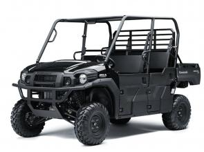 MULE PRO-DXT™ side x sides put down the hardworking muscle of a diesel engine with the versatility of 3- to 6-passenger seating. Featuring a Trans Cab™ system, this high-capacity vehicle has the ability to move materials and people at the jobsite.